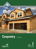 Carpentry  5th 2014 9780133403800 Front Cover
