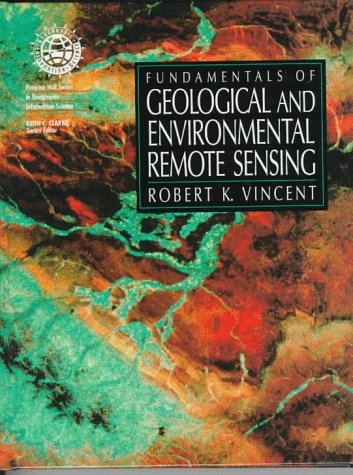 Fundamentals of Geological Remote Sensing  1st 1997 edition cover