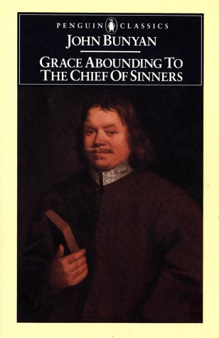 Grace Abounding to the Chief of Sinners   1987 edition cover