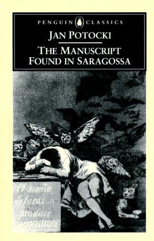 Manuscript Found in Saragossa   1996 edition cover