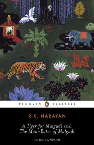 Tiger for Malgudi and the Man-Eater of Malgudi   2009 (Revised) 9780143105800 Front Cover