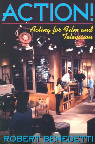 Action! Acting for Film and Television  2001 edition cover