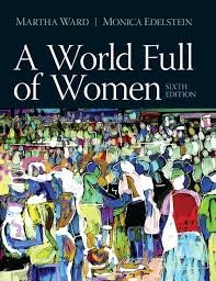 A World Full of Women:   2013 edition cover