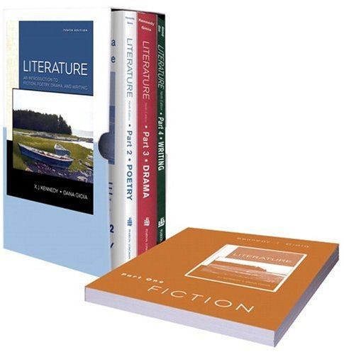 Literature An Introduction to Fiction, Poetry, Drama, and Writing 10th 2007 edition cover