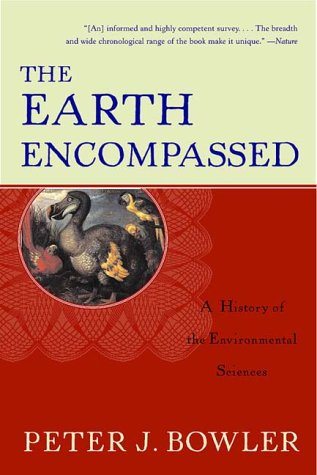 Earth Encompassed History of the Environmental Sciences  2000 edition cover