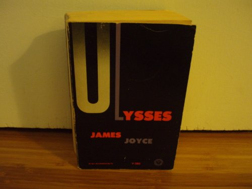 Ulysses  N/A 9780394703800 Front Cover