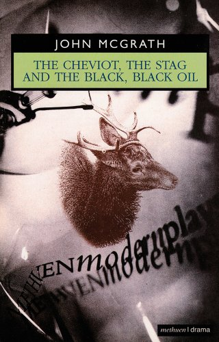 Cheviot, the Stag and the Black, Black Oil  2nd 1993 edition cover