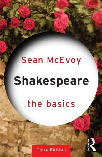 Shakespeare: the Basics  3rd 2012 (Revised) edition cover