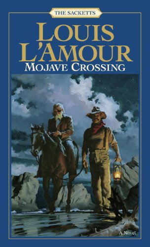 Mojave Crossing   1964 edition cover