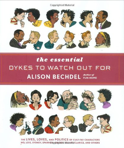 Essential Dykes to Watch Out For   2008 edition cover
