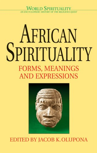 African Spirituality Forms, Meanings and Expressions  2000 9780824507800 Front Cover