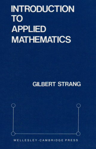 Introduction to Applied Mathematics   2009 edition cover