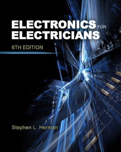 Electronics for Electricians  6th 2012 edition cover