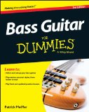 Bass Guitar for Dummies  3rd 2014 edition cover