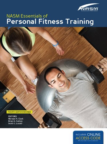 NASM Essentials of Personal Fitness Training  4th 2014 9781284036800 Front Cover