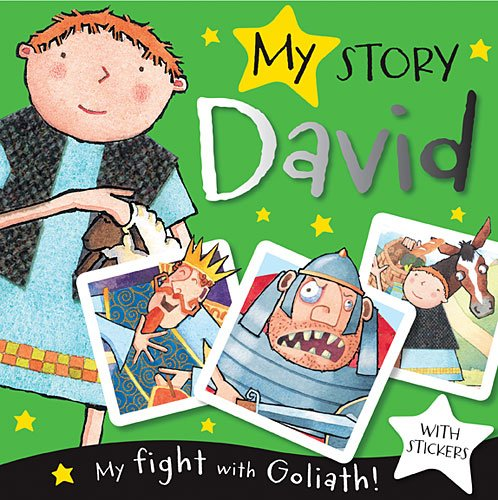 My Story David   2013 9781400322800 Front Cover