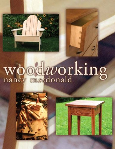Woodworking   2009 9781401862800 Front Cover
