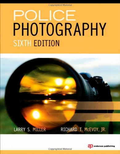 Police Photography  6th 2010 (Revised) edition cover