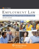 Employment Law A Guide to Hiring, Managing, and Firing for Employers and Employees 2nd edition cover