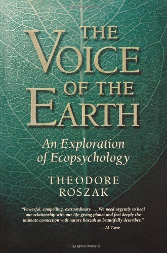 Voice of the Earth  2nd 2001 edition cover