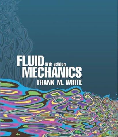 Fluid Mechanics  5th 2003 edition cover