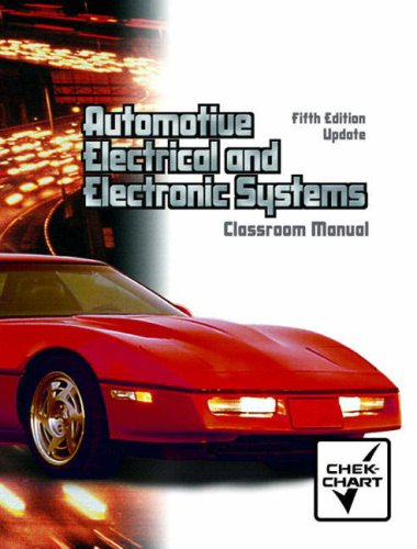 Automotive Electrical and Electronic Systems-Update (Package Set)  5th 2007 edition cover