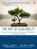 Art of Scalability Scalable Web Architecture, Processes, and Organizations for the Modern Enterprise 2nd 2015 edition cover