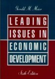 Leading Issues in Economic Development  6th 1995 (Revised) edition cover