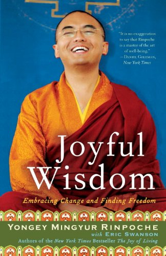 Joyful Wisdom Embracing Change and Finding Freedom N/A edition cover