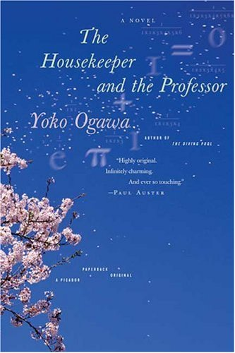 Housekeeper and the Professor  N/A edition cover