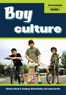 Boy Culture An Encyclopedia  2010 edition cover