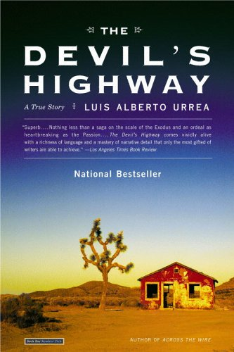 Devil's Highway A True Story  2014 9780316010801 Front Cover