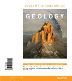 Essentials of Geology, Books a La Carte Edition:   2014 edition cover