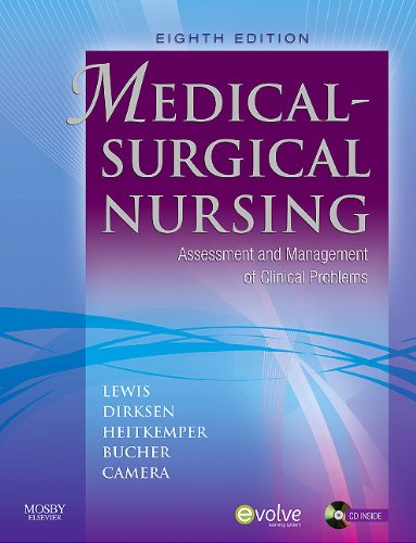 Medical-Surgical Nursing Assessment and Management of Clinical Problems, Single Volume 8th 2010 edition cover