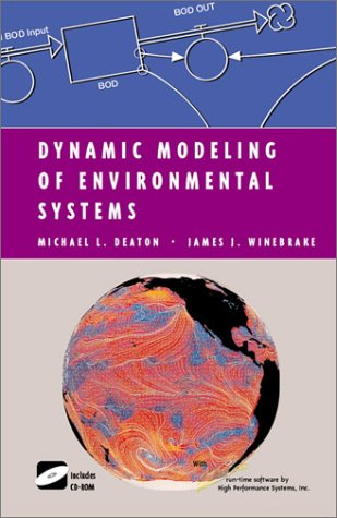 Dynamic Modeling of Environmental Systems   2000 edition cover