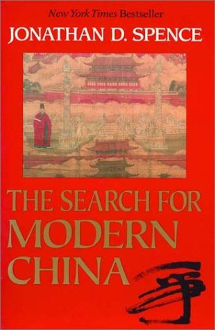 Search for Modern China  N/A edition cover