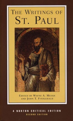 Writings of St. Paul  2nd 2006 edition cover