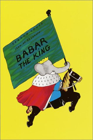 Roi Babar   2002 edition cover