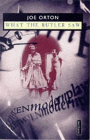 WHAT THE BUTLER SAW 1st edition cover