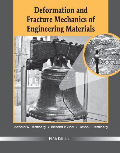 Deformation and Fracture Mechanics of Engineering Materials  5th 2012 edition cover