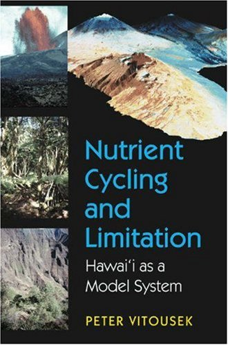 Nutrient Cycling and Limitation Hawai'i as a Model System  2004 edition cover