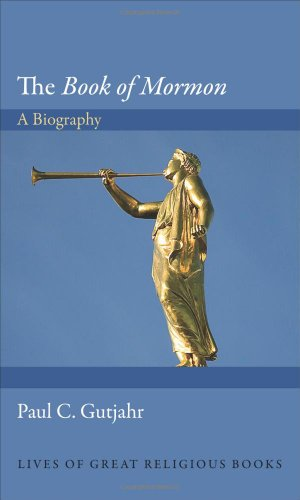 Book of Mormon A Biography  2012 edition cover