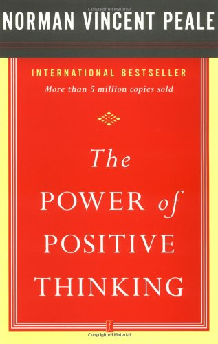 Power of Positive Thinking 10 Traits for Maximum Results  2003 edition cover