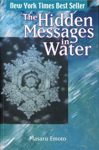 Hidden Messages in Water   2005 edition cover