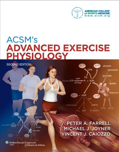 ACSM's Advanced Exercise Physiology  2nd 2012 (Revised) edition cover
