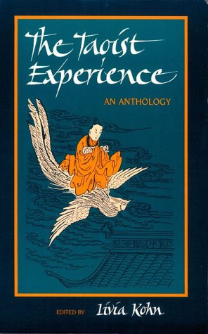 Taoist Experience An Anthology  1993 9780791415801 Front Cover