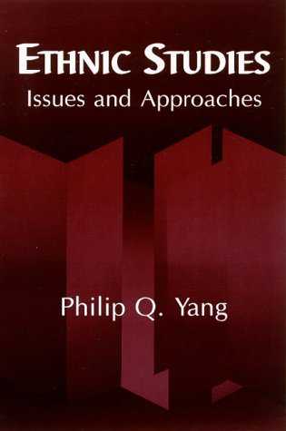 Ethnic Studies Issues and Approaches N/A edition cover