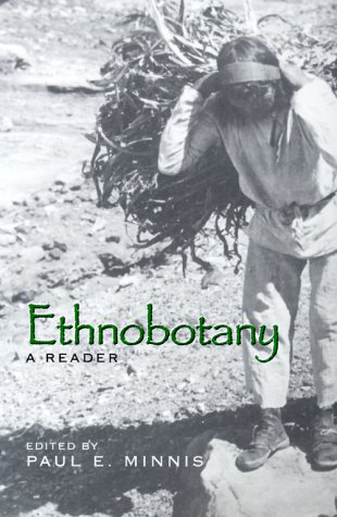 Ethnobotany A Reader  2000 edition cover