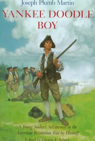 Yankee Doodle Boy  N/A 9780823411801 Front Cover