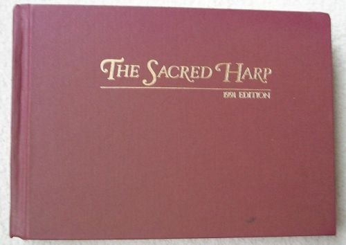 Sacred Harp 1991st 1991 edition cover
